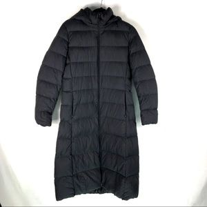 Uniqlo Puffer Long Puffer Coat Jacket